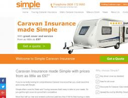 simplecaravaninsurance.co.uk