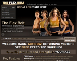 The Flex Belt優惠券